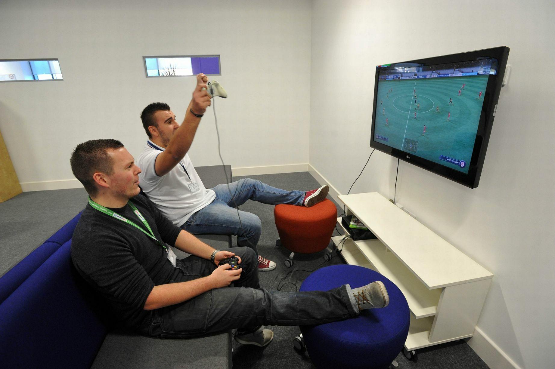 Main Game Di Kantor PS 0bf59