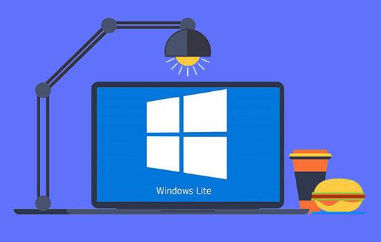 Windows 10 Lite Santorini 170be