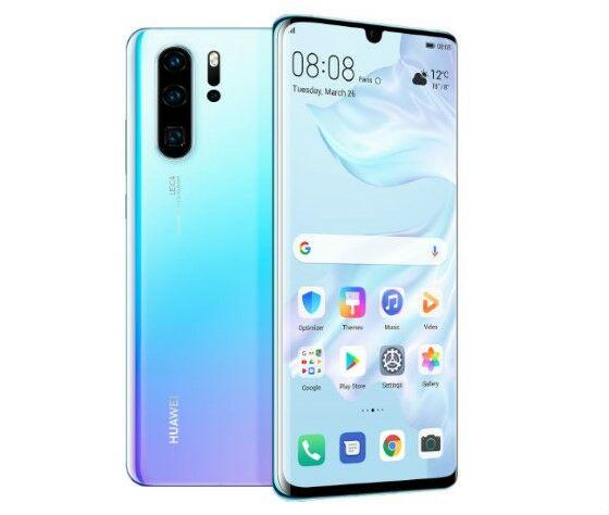 Huawei P30 Pro Crystal D63b2