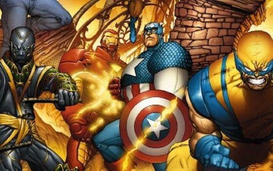 Kelompok Marvel Pengganti Avengers 1 47ec1