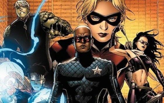 Kelompok Marvel Pengganti Avengers 2 26559