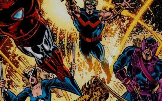 Kelompok Marvel Pengganti Avengers 3 E37f4