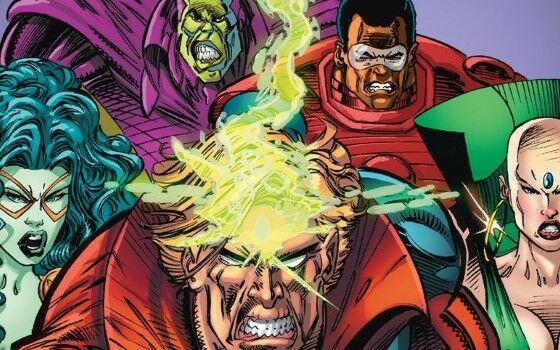 Kelompok Marvel Pengganti Avengers 5 932a4