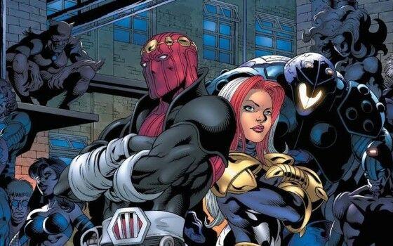 Kelompok Marvel Pengganti Avengers 6 8aa1b
