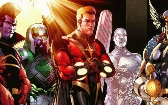 Kelompok Marvel Pengganti Avengers 7 0297f