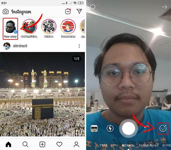 Cara Main Flying Face Instagram 03 3c204