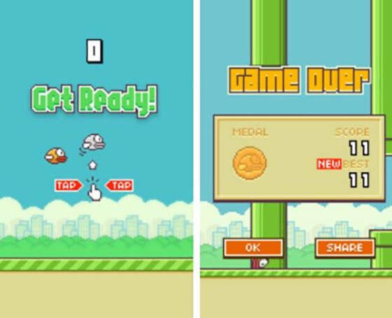 Flappy Bird 21e72