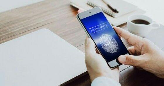 Sensor Keamanan Biometrik 796ee