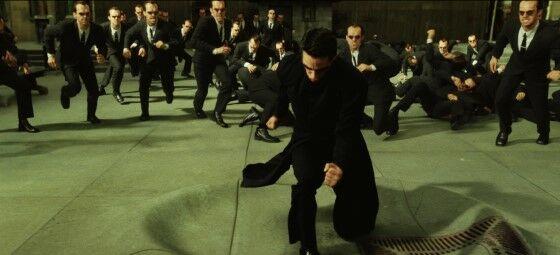 The Matrix Reloaded Fd892