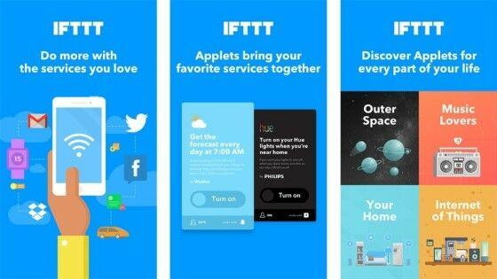 IFTTT 7a115