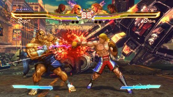 Street Fighter X Tekken 357dc