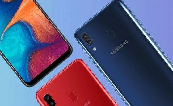 Samsung A20 Keleb Custom A88bf
