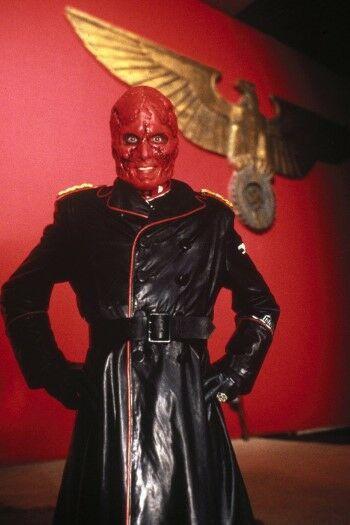 Red Skull Dcf70