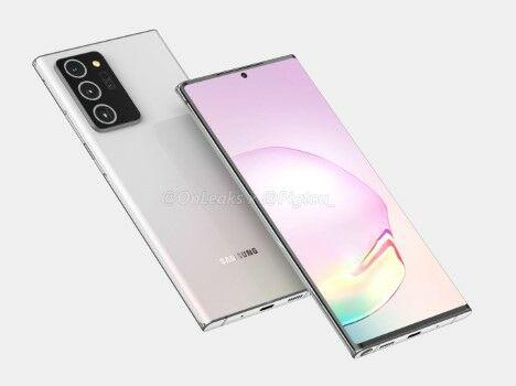 Harga Samsung Galaxy Note 20 2020 777b0