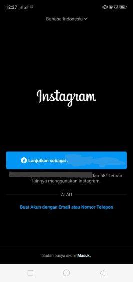 Bagaimana Cara Mendaftar Instagram 12059
