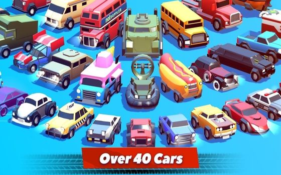 Download Crash Of Cars Mod Apk Unlock Semua Mobil Ff582