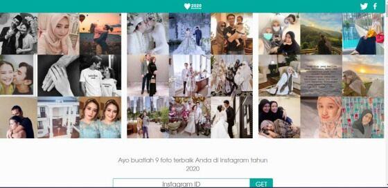 Cara Membuat Best Nine 2020 Instagram Best Nine Indo 0ee3e