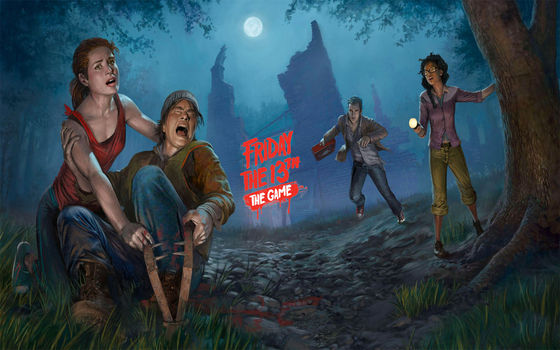 Game Yang Bikin Kamu Mengkhianati Teman Friday The 13th A0c51