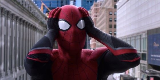 Spider Man Far From Home Ending 3e8fa