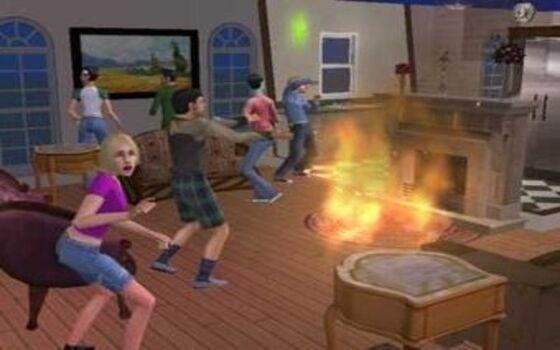 Mitos Paling Meresahkan Di Game The Sims 2 8fd5e
