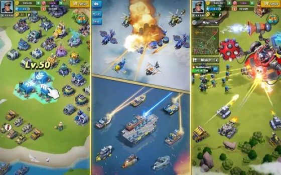 Top War Battle Game Mod 6464e