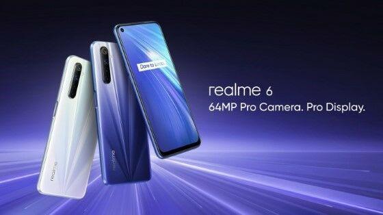 Realme Narzo Vs Realme 6 Harga Ad42c