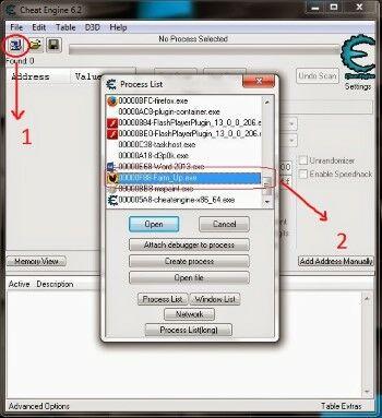 Cara Menggunakan Cheat Engine Pada Game Online 4dfe9