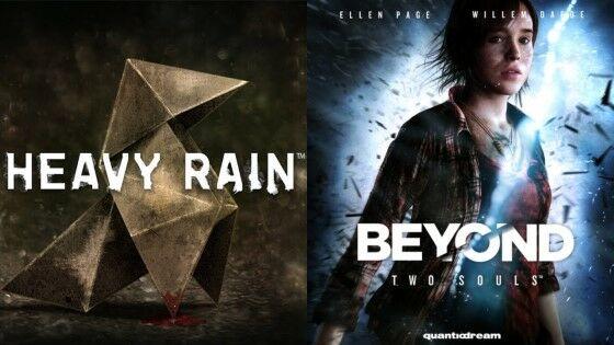 Heavy Rain Beyond Two Souls 58c50