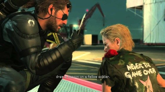 Metal Gear Solid V C6ea4