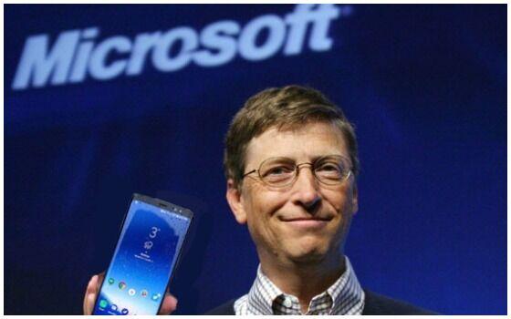 Bill Gates Lebih Memilih Menggunakan Android E276d