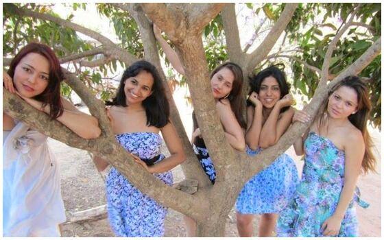 Desa Unik Yang Hanya Dihuni Wanita Wanita Cantik Menjadi Daya Tarik Brazil 0daad