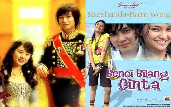 Sinetron Indonesia Yang Menjiplak Film Luar Negeri Benci Bilang Cinta 1066c