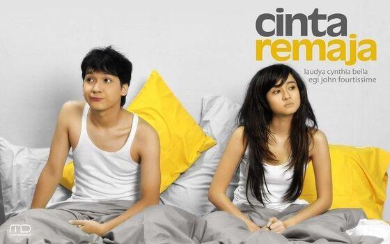 Sinetron Indonesia Yang Menjiplak Film Luar Negeri Cinta Remaja 01932