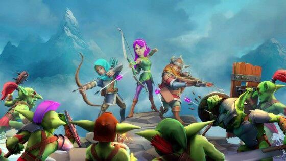 Tiny Archers 41919