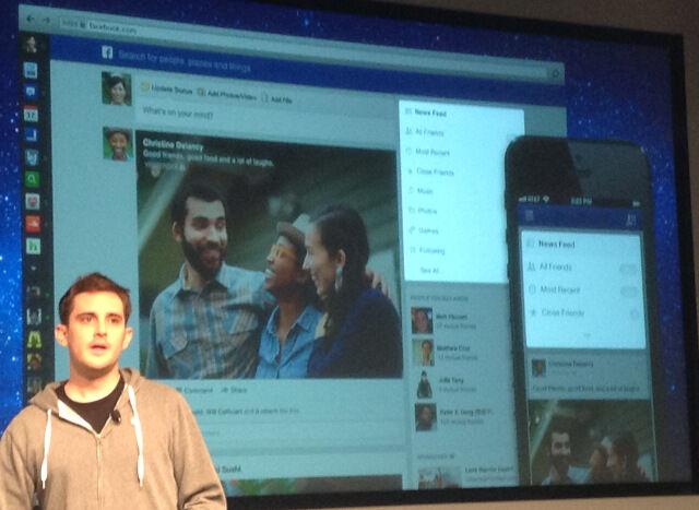 Facebook Akan Merubah Desain News Feed 2