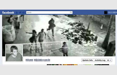 Facebook Cover Cctv