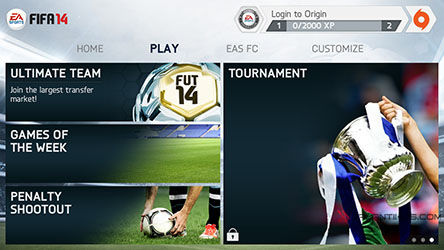 Review FIFA 14 For Android 10