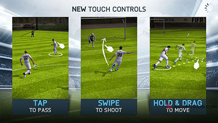 Review FIFA 14 For Android 2