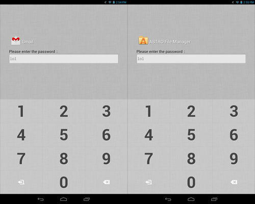 Keamanan Androidapp Lock