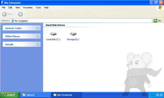 Windows Xp Android 3
