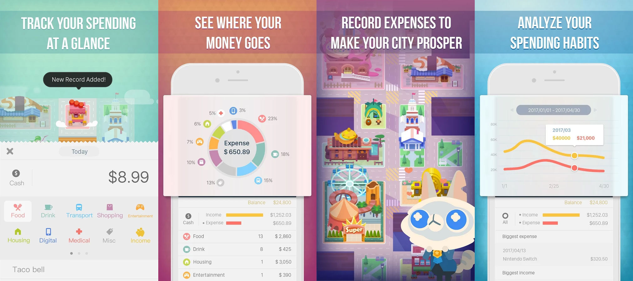 Download Aplikasi Fortune City A Finance App