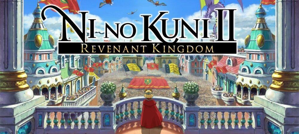 Review Game Ps4 Ni No Kuni Ii Revenant Kingdom 1 542ca