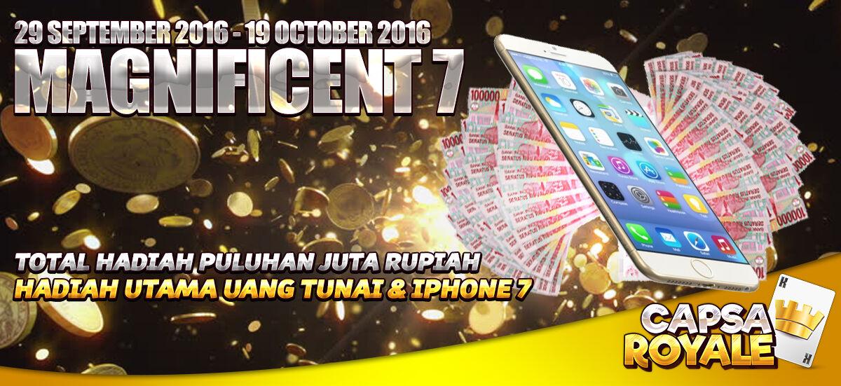 Iphone 7 Gratis