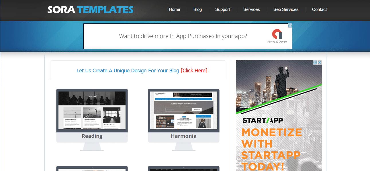 Masukkan Deskripsi Gambar Disini Soratemplates Merupakan Website Penyedia Template Blogger Gratis