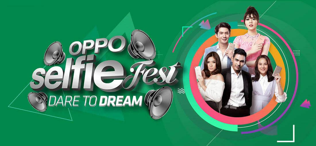 Oppo Selfie Fest 2