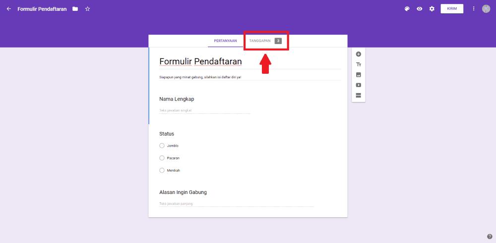 Cara Melihat Hasil Google Form 2 8aa6b