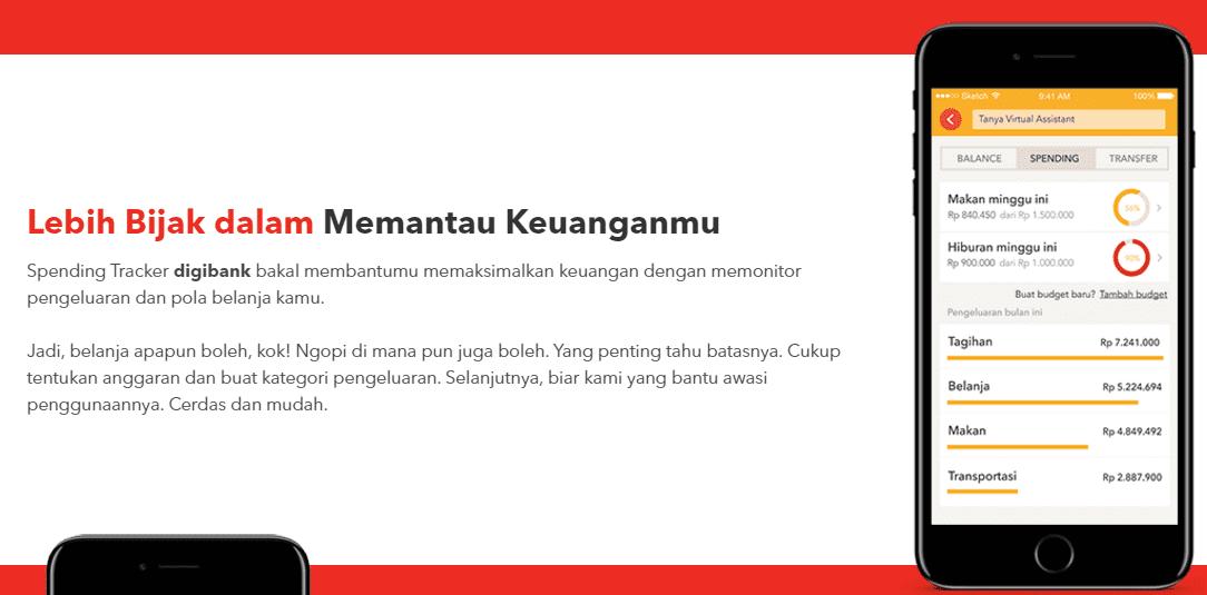 Aplikasi Digibank By Dbs 4