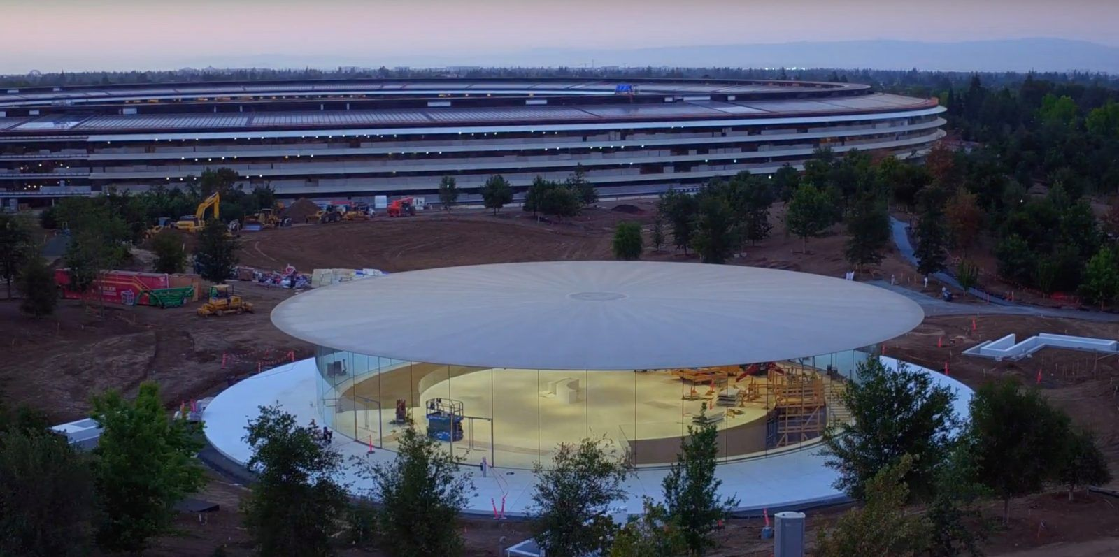 Fakta Tentang Apple Park Campus 3