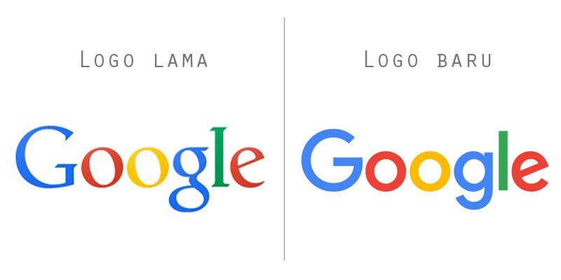Logo Terbaru Google 1