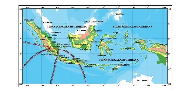 Gerhana Matahari Cincin Indonesia 3